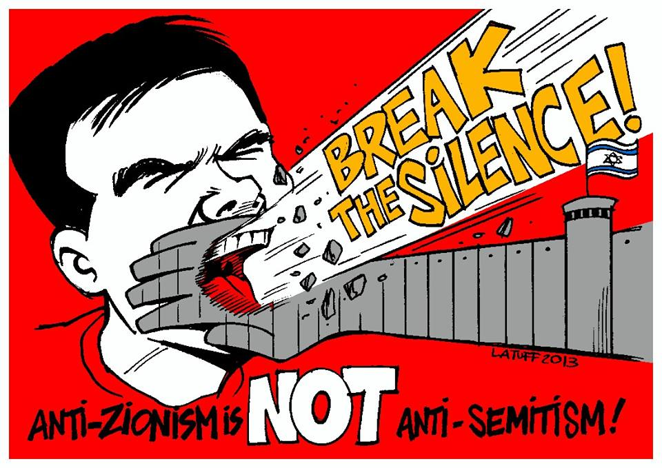Anti Zionism - Not anti semitism