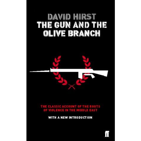 Zionist Gun & Olive branch